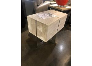 Clearance - End Table by Classic Concepts