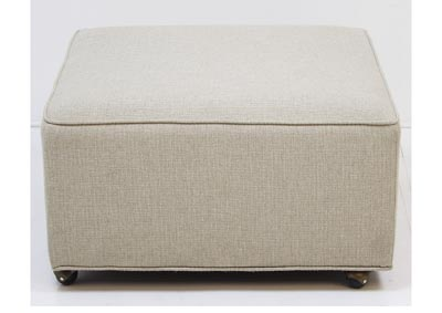 3030 Customizable Ottoman by Hallagan