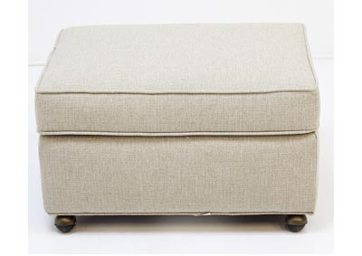 2820 Customizable Ottoman by Hallagan