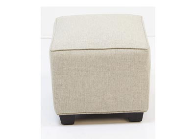 1818 Customizable Cube Ottoman by Hallagan