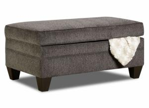 6485 Storage Ottoman by Lane