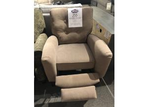 Closeout - Lane ZZ2532-105 Hi-Leg Recliner