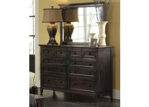 Westlake 10 Drawer Dresser by A.America