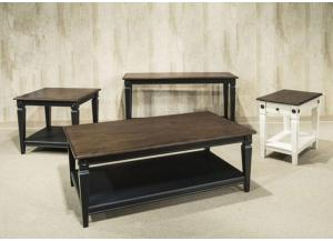GLENWOOD SOFA TABLE by INTERCON, INC.