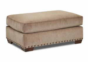 KLAU  K70710 OTTOMAN                by KLAUSSNER HOME FURNISHINGS