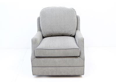 570 Customizable Swivel Glider Rocker by Hallagan