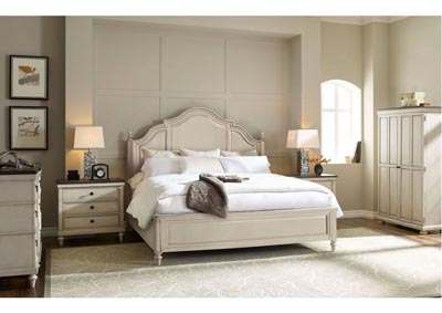 Brookhaven Queen Panel Bed by Legacy