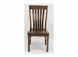 STM Dining Side Chair by Trailway Amish