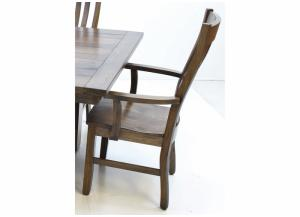 STM Dining Arm Chair by Trailway Amish