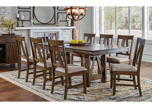 Eastwood Dining Table by AAmerica
