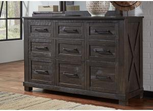 Sun Valley 9-Drawer Dresser by AAmerica