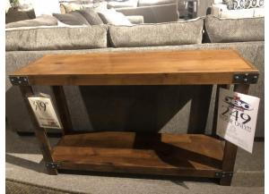 Clearance - Aspenhome DN915 Industrial Sofa Table