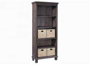 Preferences Open Bookcase by Aspen