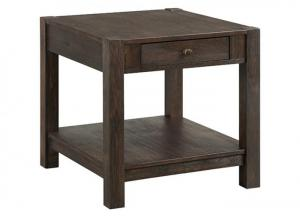 SALEM END TABLE by INTERCON, INC.