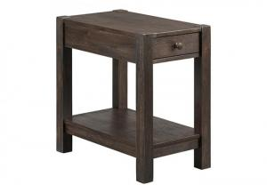 SALEM CHAIRSIDE END TABLE by INTERCON, INC.