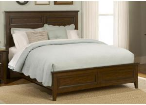 Laurel Creek King Panel Bed by Liberty