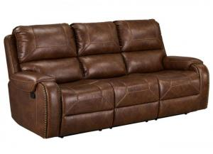 WINSLOW RECLINING SOFA W/ DROP DOWN TABLE by STANDARD FURNITURE MFG. CO. INC.
