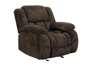 SEYMORE GLIDING SWIVEL RECLINER by STANDARD FURNITURE MFG. CO. INC.