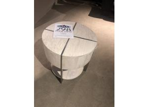 Clearance - Round End Table by Classic Concepts