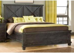 Yosemite Queen Panel Bed by Modus