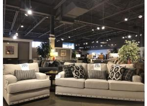 Clearance - Sofa & Chair Set by Lane