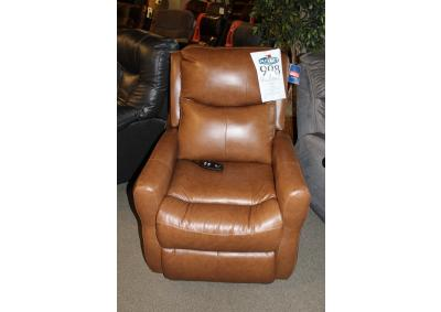 Image for Clearance - Leather Lay Flat Recliner by Southern Motion
