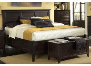 Westlake Queen Storage Bed by A.America