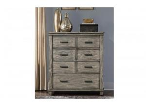 Glacier Point 7-Drawer Chest by A.America