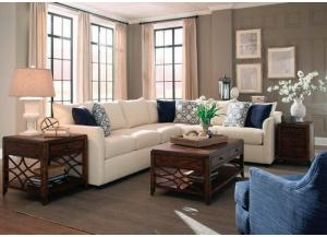 Atlanta Sectional by Klaussner