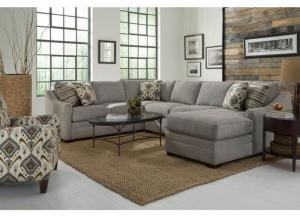 F9 Customizable Sectional by Craftmaster