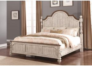 Plymouth King Panel Bed by Flexsteel