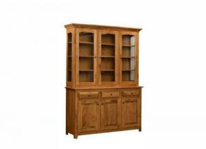 Trailway Wood Trailway Server Solid Wood China Cabinet