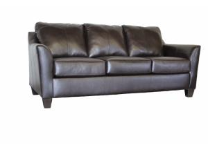 2029 Leather Sofa by Lane