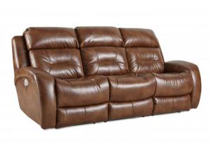 316 Leather Reclining Sofa by Southern Motion