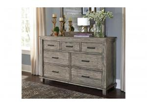 Glacier Point 7-Drawer Dresser by A.America