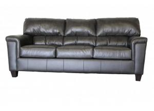 2038 Leather Sofa by Lane