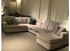 Clearance - 3-pc Sectional by Klaussner