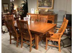 Clearance - Trestle Table by A.America