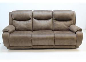 87531 Velocity Manual Reclining Sofa by Southern Motion