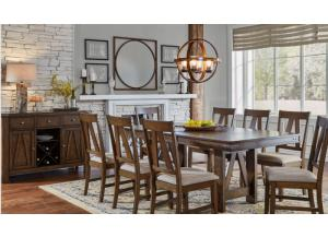 Eastwood 7-Piece Dining Set by AAmerica