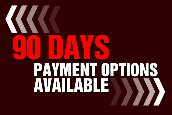 90 Day Payment Options At The Point Rental