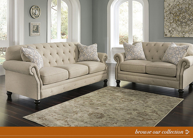 Click to browse our living room collection