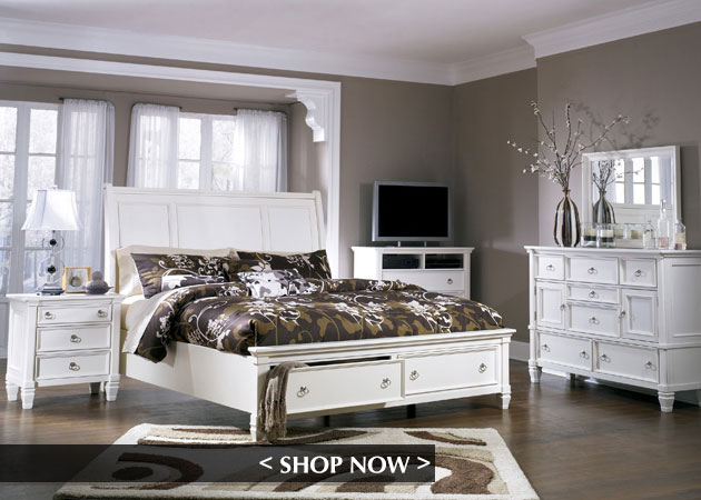 Bostwick Shoal Queen Bed