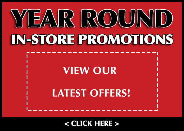Year Round Promotions