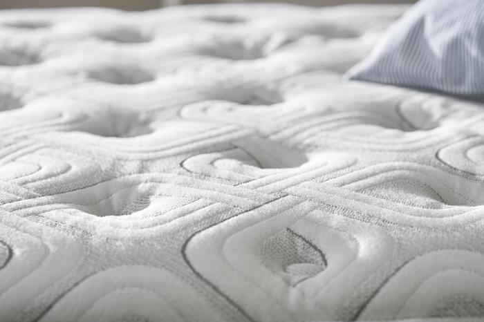 Sealy Performance Response Serious Cushion Firm Euro Pillow Top Full Mattress,Sealy