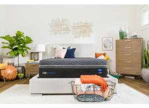 Sealy Hybrid Silver Chill Premium Firm Queen Mattress