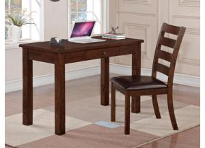 Crown Mark Study Desk and Matching Chair