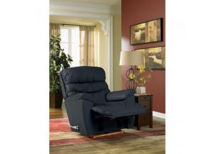 La-Z-Boy Joshua Leather RECLINA-ROCKER® CHAISE RECLINER