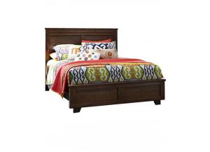 Progressive Diego King Panel Bed