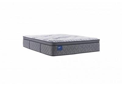 Sealy Crown Jewel Inspirational Accuracy Plush Euro Pillow Top Queen Mattress